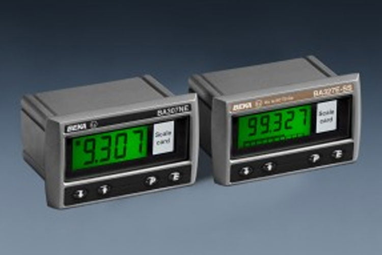 Panel Mount 4 20 Ma Digital Indicator : Beka rugged indicators from exloc instruments