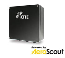 icite100 powered by aeroscout